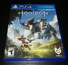 Horizon: Zero Dawn (Sony PlayStation 4, 2017) Mint Disc + Free Shipping!: $40.00 End Date: Thursday Oct-26-2017 11:24:06 PDT Buy It Now for…
