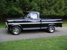 ◆1972 Ford F100 Ranger Pick-Up Truck◆