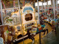 The Paragon Carousel - Home