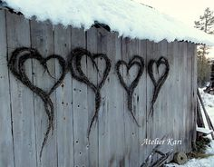 Atelier Kari natural decorations and wreaths: Karis Advent Calendar - Luke 15