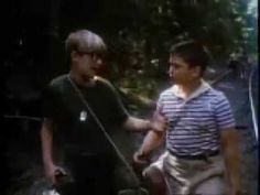 Stand By Me 1986; One of the best film adaptations of a Stephen King story
