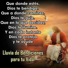 Good Morning Prayer, Morning Prayers, Good Morning Good Night, Good Morning Quotes, Spanish Greetings, Prayer For Protection, Catholic Quotes, God Prayer, God Loves You
