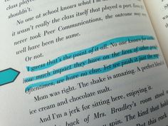 Thirteen Reasons Why by Jay Asher - One of my favorite quotes from one of my favorite books