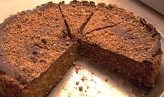 Chocolate Amaretti Cake : Food : The Home Channel Rachel Allen, Italian Cake, Coffee Brewer, Best Coffee, No Bake Desserts, Chocolate Cake, Cake Recipes, Biscuits, Cakes