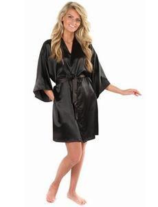 Cute Silk Short Kimono Robe. Short Kimono 0aab78982
