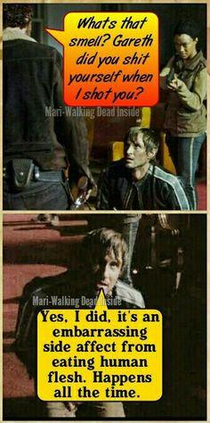 The Walking Dead, Memes, Rick Grimes, Carl Grimes, Sasha