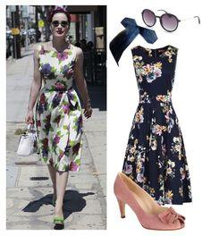 Dita von Teese 1950s pinup vintage style - how to dress like Dita at Vintagen…
