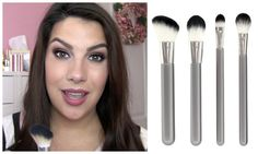 Target Up & Up Complexion Brush Set Review