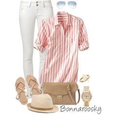 Ready for Spring, created by bonnaroosky on Polyvore