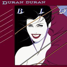 In my opinion, still the best album art EVER.  Duran Duran - Rio - 1982