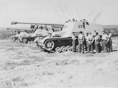 "Panzer jäger "" Nashorn "" in italy"