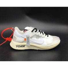 low priced d6a20 49b3d Virgil Abloh Eliud Kipchoge Off-White x Nike Zoom Fly AJ4588-100 Nike Zoom