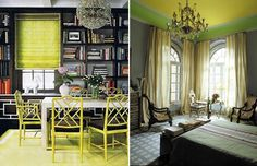 Chartreuse Colour Trends 2013 in Room Decor Inspiration , Image Source honestlywtf.com