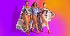 #DailyVenusDiva This Plus Size Designer Is Winning: Monif C. Swimwear Is Available At Forever 21 #DailyVenusDiva