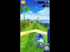 Sonic Dash iPhone - www.iPhon.fr