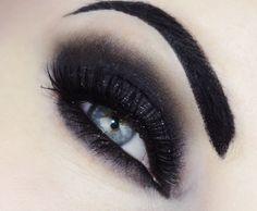 Sexy Vamp/Gothic makeup for Halloween – Idea Gallery - Makeup Geek