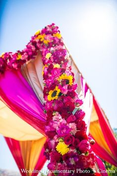 Mandap, chuppah, indian wedding decor, wedding design, wedding planning, south asian bride, floral and decor, floral design