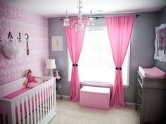 tiny budget in a tiny room for a tiny princess | project nursery