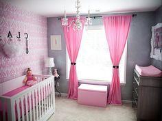 5 Baby Nursery Ideas: Modern Baby Girl Nursery Decorating Ideas Pictures ~ lanewstalk.com Bedroom Ideas Inspiration