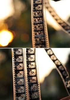 DIY: Film Reel Decor