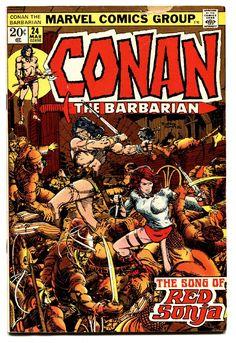 Conan The Barbarian - Key Issues - COMICS