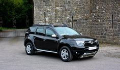 The Dacia Duster is quite a majestic looking car