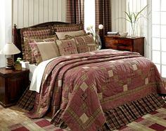 Everson Quilt Bedding
