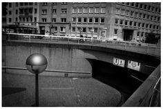 Ebertplatz in Köln - Zugang U-Bahn