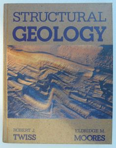 Structural Geology von Robert J. Geology, Personalized Items, Ebay