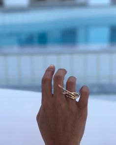 #eshvi #latestjewellery #jewelry #farfetch #love #fashion #photooftheday #london #venus #venusring #venuscollection
