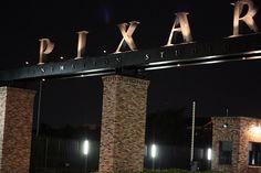 The gate of Pixar