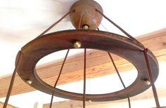 Lámpara de cerámica con cinco tonos por LightCeramicsRUS en Etsy