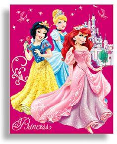 Detská deka Disney - Princess  http://www.milinko-oblecenie.sk/deky-disney/  #detskadekadisney #disneydeka #dekapredeti