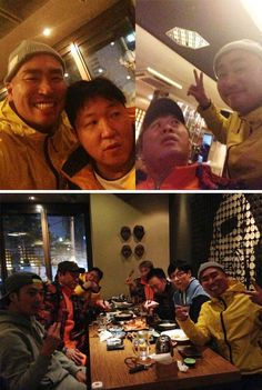 Leessang's Gil celebrates his birthday with 'Infinity Challenge' members Infinity Challenge, Korean Shows, All About Kpop, Challenges, Celebrities, Birthday, Internet, Celebs, Birthdays
