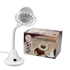 Cassie LED Craft Magnifier Lamp, Brown Cassie Brown https://www.amazon.co.uk/dp/B00O30QLJW/ref=cm_sw_r_pi_dp_x_NFjdybWYYCTKS