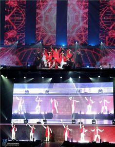 Genesis of 2PM concert at Japan
