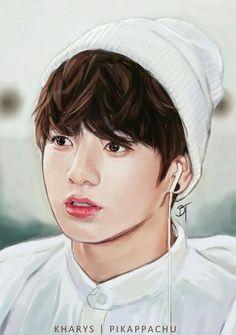~ jungkook ~ art ~