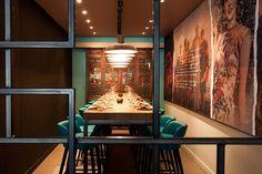 Restaurant Oolong - Dim Sum Ferdinand Bolstraat 13-15 www.oolong.kitchen