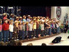 Christmas program - Cooper Elementary School - YouTube