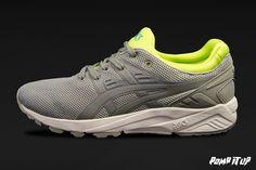 Asics Gel Kayano Trainer Evo (Light Grey/Light Grey) For Men Sizes: 40.5 to 45.5 EUR Price: CHF 140.-  #Asics #GelKayano #TrainerEvo #Sneakers #SneakersAddict #PompItUp #PompItUpShop #PompItUpCommunity #Switzerland
