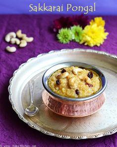 sakkarai-pongal-recipe