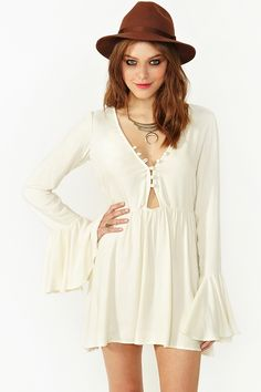 Lotus Dress in Clothes at Nasty Gal