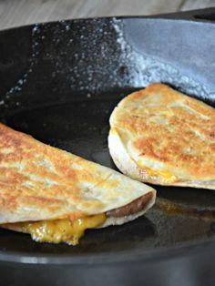 Tuesday: Fried Bean & Cheese Tacos Crispy Bean and Cheese Taco Recipe Bean And Cheese Burrito, Cheese Tacos, Mexican Dishes, Mexican Food Recipes, Mangonada Recipe, Fried Beans, Good Food, Yummy Food, Savarin