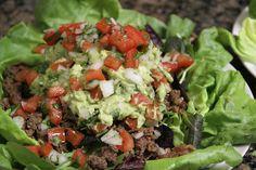 Paleo Taco Salad by Sean_Coonce, via Flickr