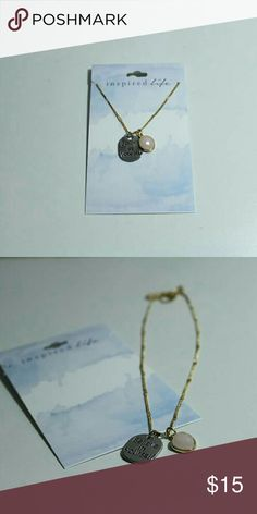 """NWT """"BELIEVE IN YOURSELF"""" NECKLACE Brand new necklace with original tag Jewelry Necklaces"""