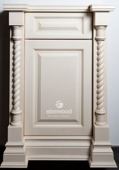 Moulding Monday* We are showing a Single Bead Inset frame cabinet ...