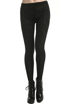 Dual-Tone Black Leggings. Description  Black Leggings, featuring a stretchy waist, dual-tone, lace crochet design throughout, a regular length cut. Fabric Lace. Washing  Suggest hand wash, do not soak long time. #Romwe