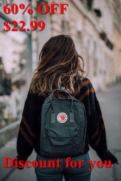 The cosy knits are back bags in 2019 backpack outfit, kanken backpack, aest Mochila Kanken, Fjällräven Kanken, Backpack Outfit, Backpack Bags, Kanken Backpack Mini, Travel Backpack, Black Backpack, Kånken Rucksack, Cute Backpacks