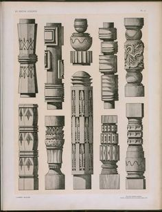 Le Décor Sculpté Moderne