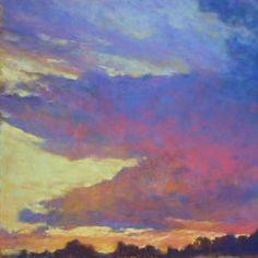 Ken Elliott   pastel   Sky Palette